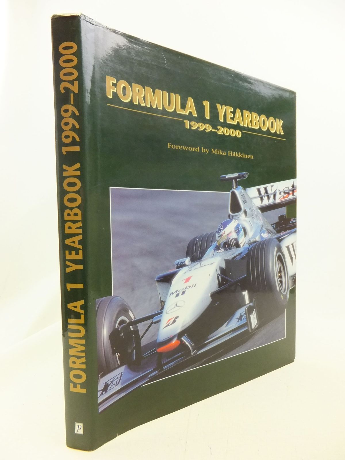 Photo of FORMULA 1 YEARBOOK 1999-2000 written by Domenjoz, Luc published by Parragon (STOCK CODE: 1711180)  for sale by Stella & Rose's Books