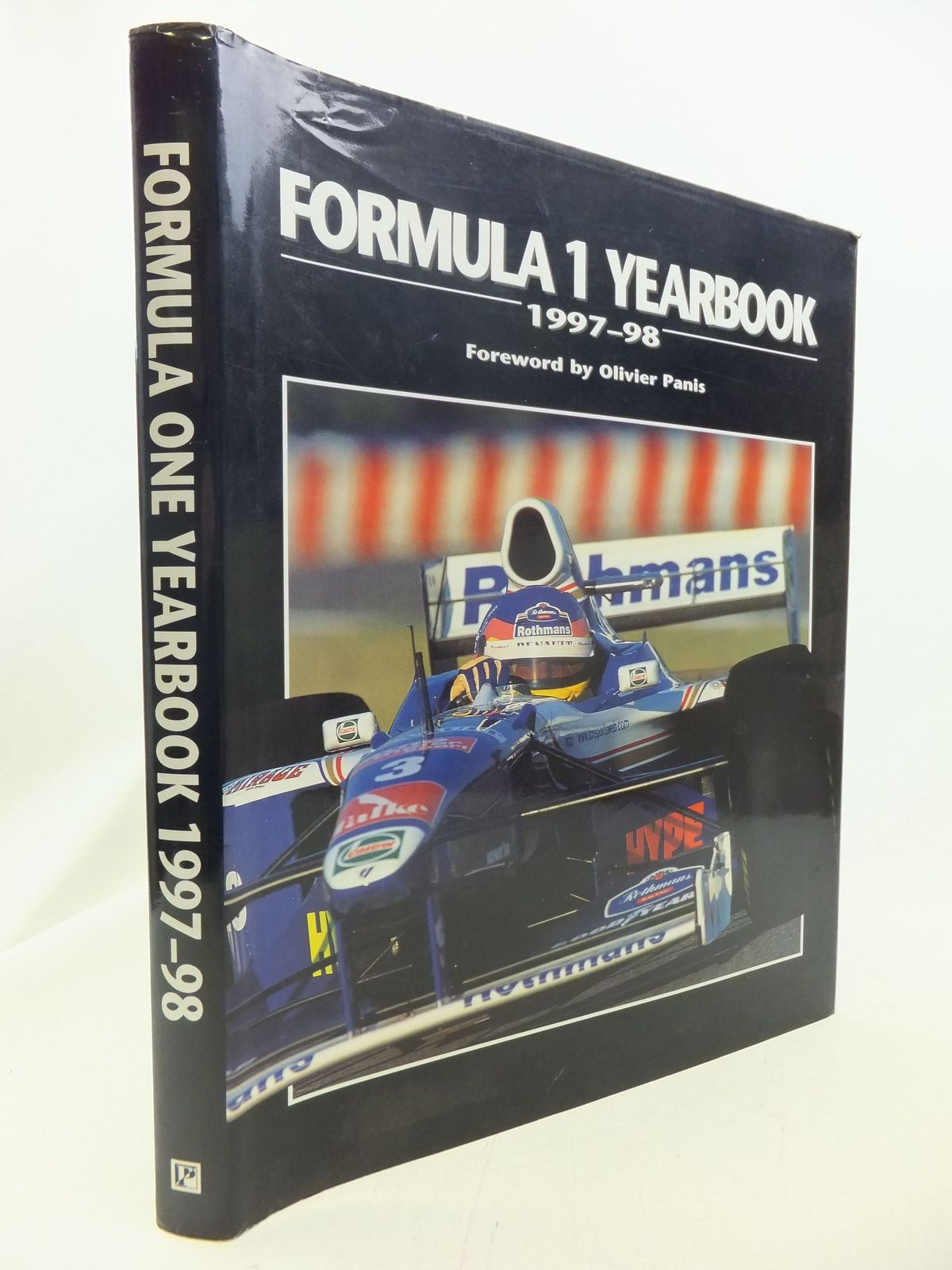 Photo of FORMULA 1 YEARBOOK 1997-98 written by Domenjoz, Luc published by Parragon (STOCK CODE: 1711182)  for sale by Stella & Rose's Books