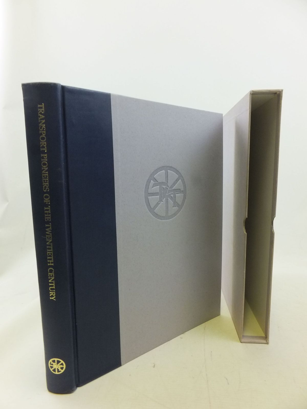Photo of TRANSPORT PIONEERS OF THE TWENTIETH CENTURY written by Robson, Graham<br />Allen, Peter published by Patrick Stephens (STOCK CODE: 1711227)  for sale by Stella & Rose's Books