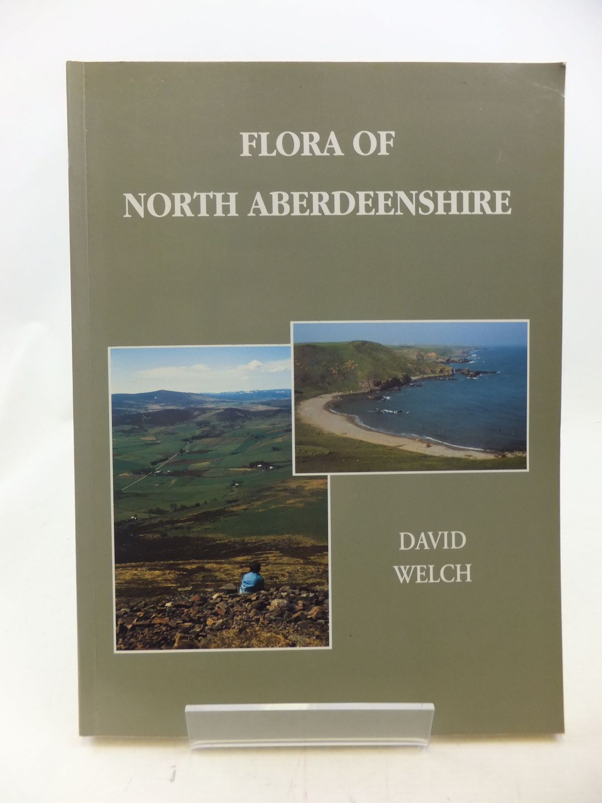 Photo of FLORA OF NORTH ABERDEENSHIRE written by Welch, David published by David Welch (STOCK CODE: 1711298)  for sale by Stella & Rose's Books