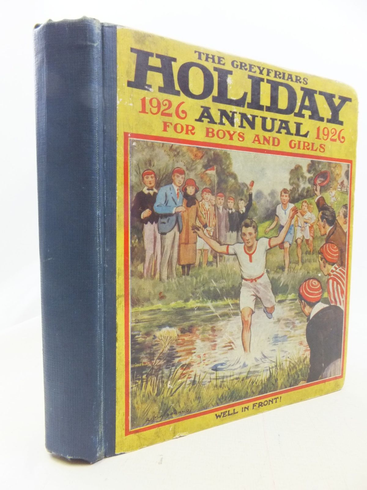 Photo of THE GREYFRIARS HOLIDAY ANNUAL 1926 written by Richards, Frank published by The Fleetway House (STOCK CODE: 1711348)  for sale by Stella & Rose's Books
