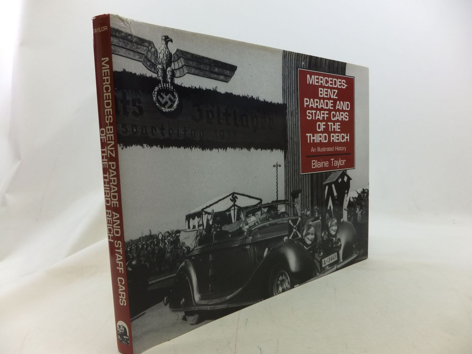 Photo of MERCEDES-BENZ PARADE AND STAFF CARS OF THE THIRD REICH 1933-45 written by Taylor, Blaine published by Combined Publishing (STOCK CODE: 1711405)  for sale by Stella & Rose's Books
