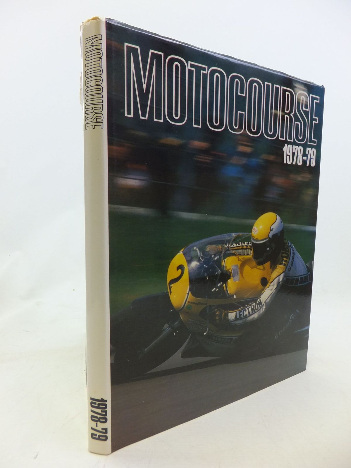 Photo of MOTOCOURSE 1978-79 published by Hazleton Securities (STOCK CODE: 1711408)  for sale by Stella & Rose's Books