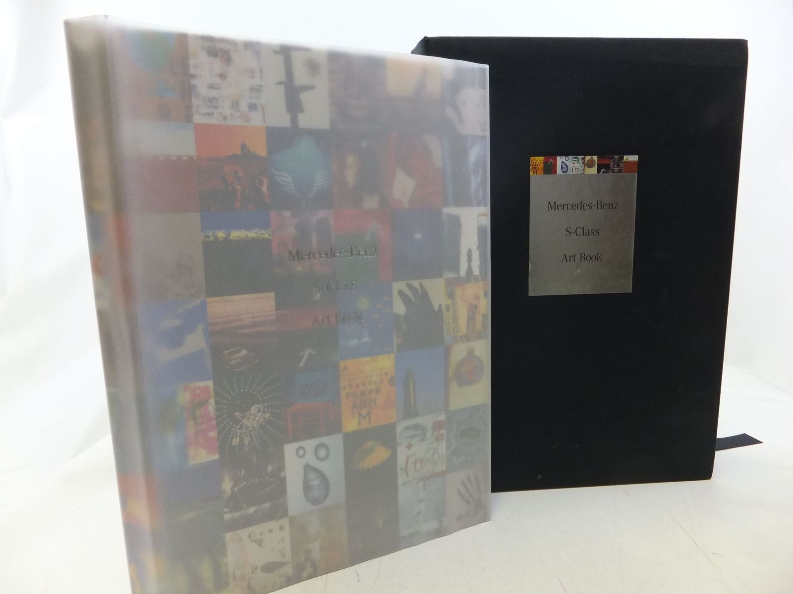 Photo of MERCEDES-BENZ S-CLASS ART BOOK (STOCK CODE: 1711466)  for sale by Stella & Rose's Books