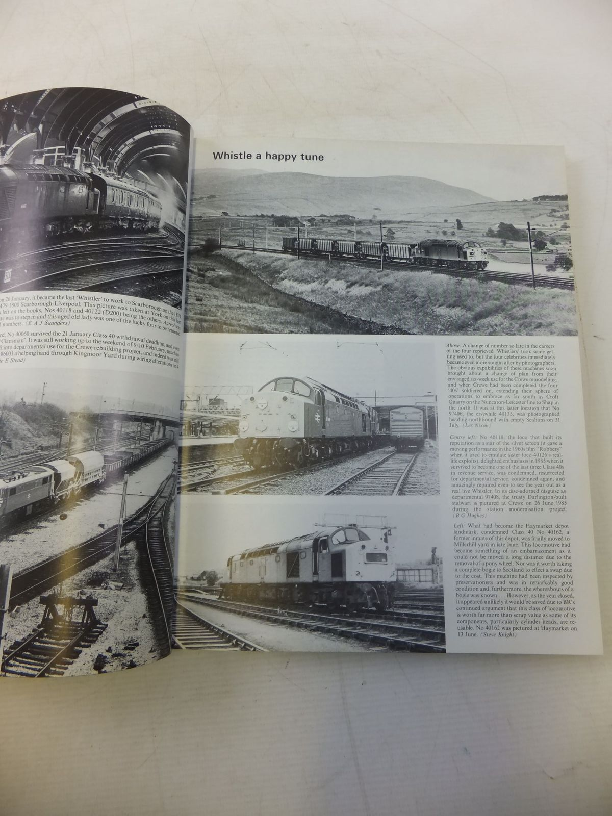 Janes Railway Year Written By Brown Murray Stock Code 1711911 Aircraft Wiring Books Photo Of Published Publishing Company