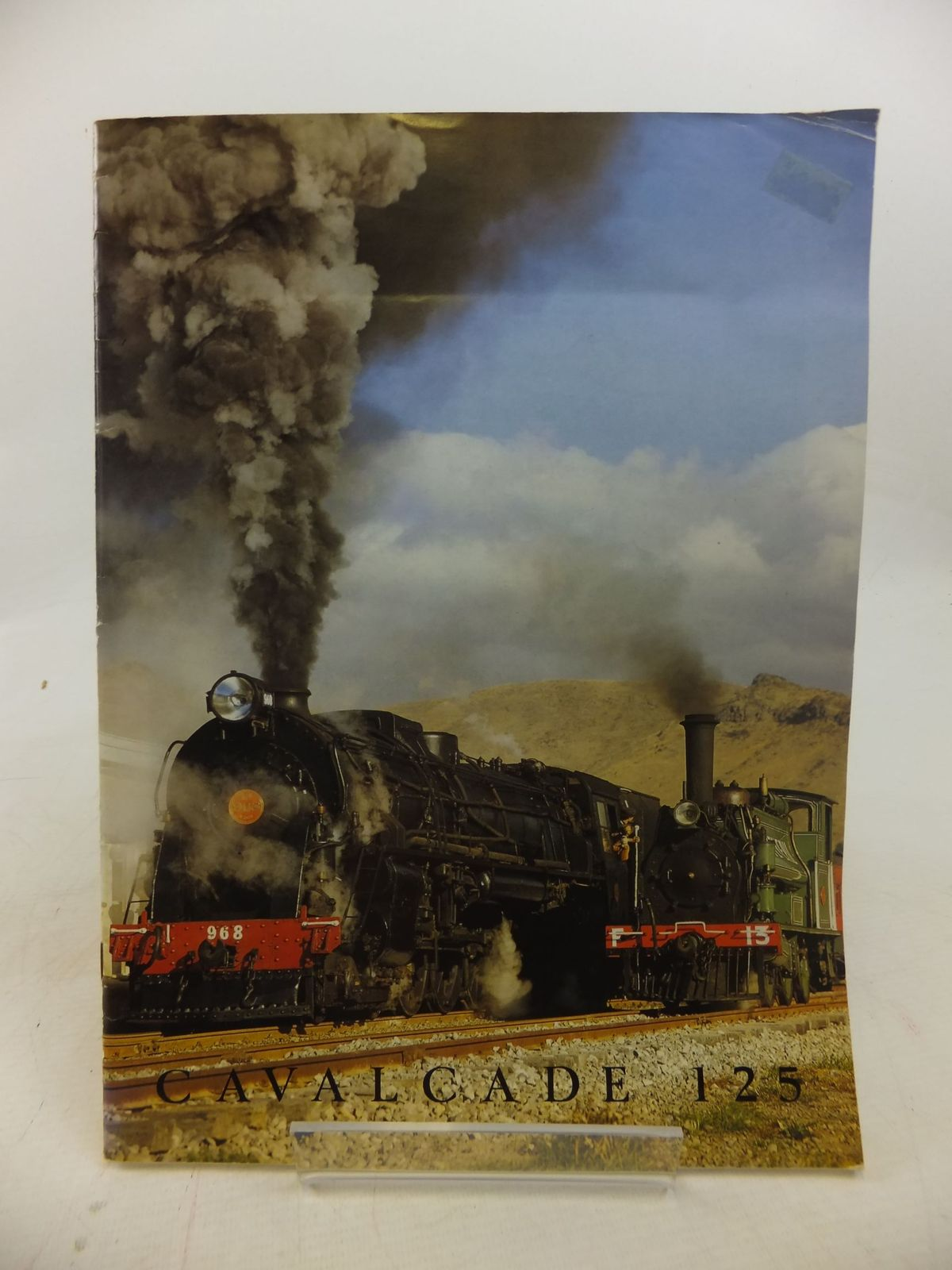 Photo of CAVALCADE 125 written by Barry, Colin<br />Brouwer, John<br />Dash, Colin<br />Dickenson, Peter<br />Shalders, Bruce (STOCK CODE: 1712027)  for sale by Stella & Rose's Books