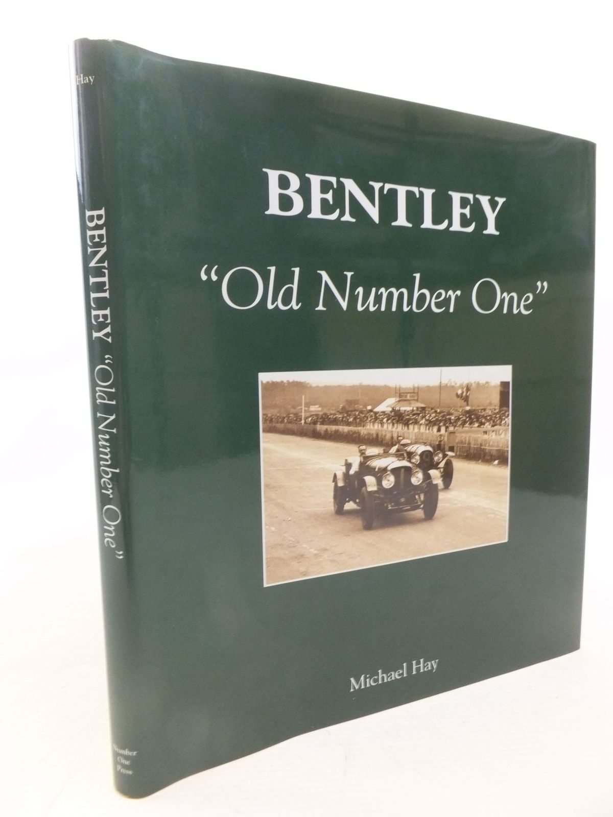 Photo of BENTLEY 'OLD NUMBER ONE' written by Hay, Michael published by Number One Press (STOCK CODE: 1712181)  for sale by Stella & Rose's Books