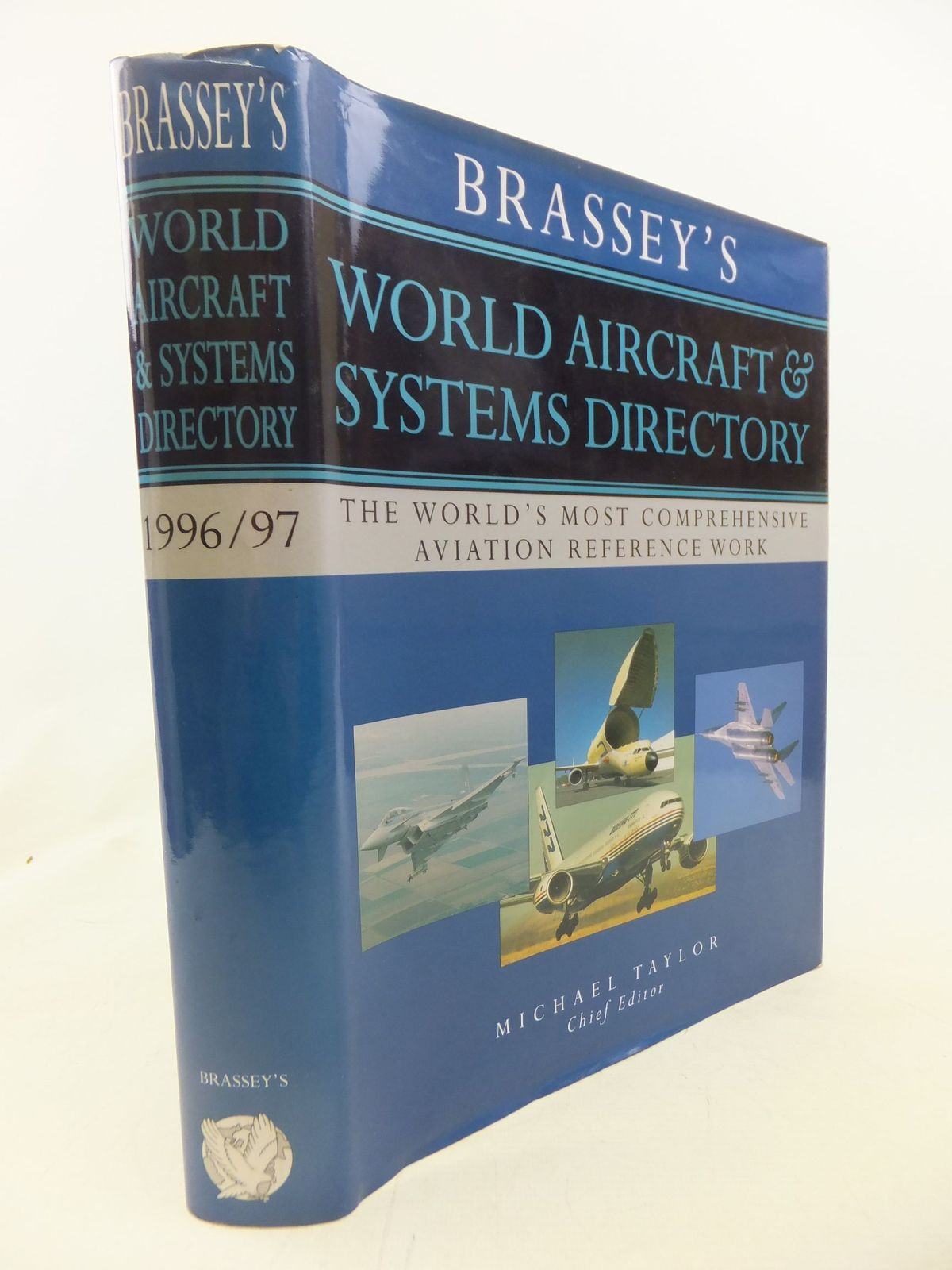 Photo of BRASSEY'S WORLD AIRCRAFT & SYSTEMS DIRECTORY 1996/97 written by Taylor, Michael J.H. published by Brassey's (STOCK CODE: 1712186)  for sale by Stella & Rose's Books