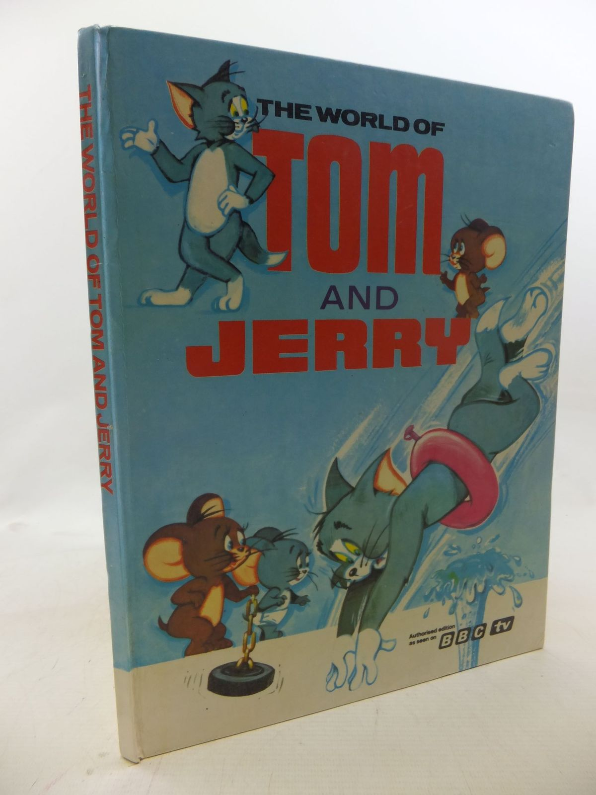 Photo of THE WORLD OF TOM AND JERRY published by P.B.S. (STOCK CODE: 1712378)  for sale by Stella & Rose's Books