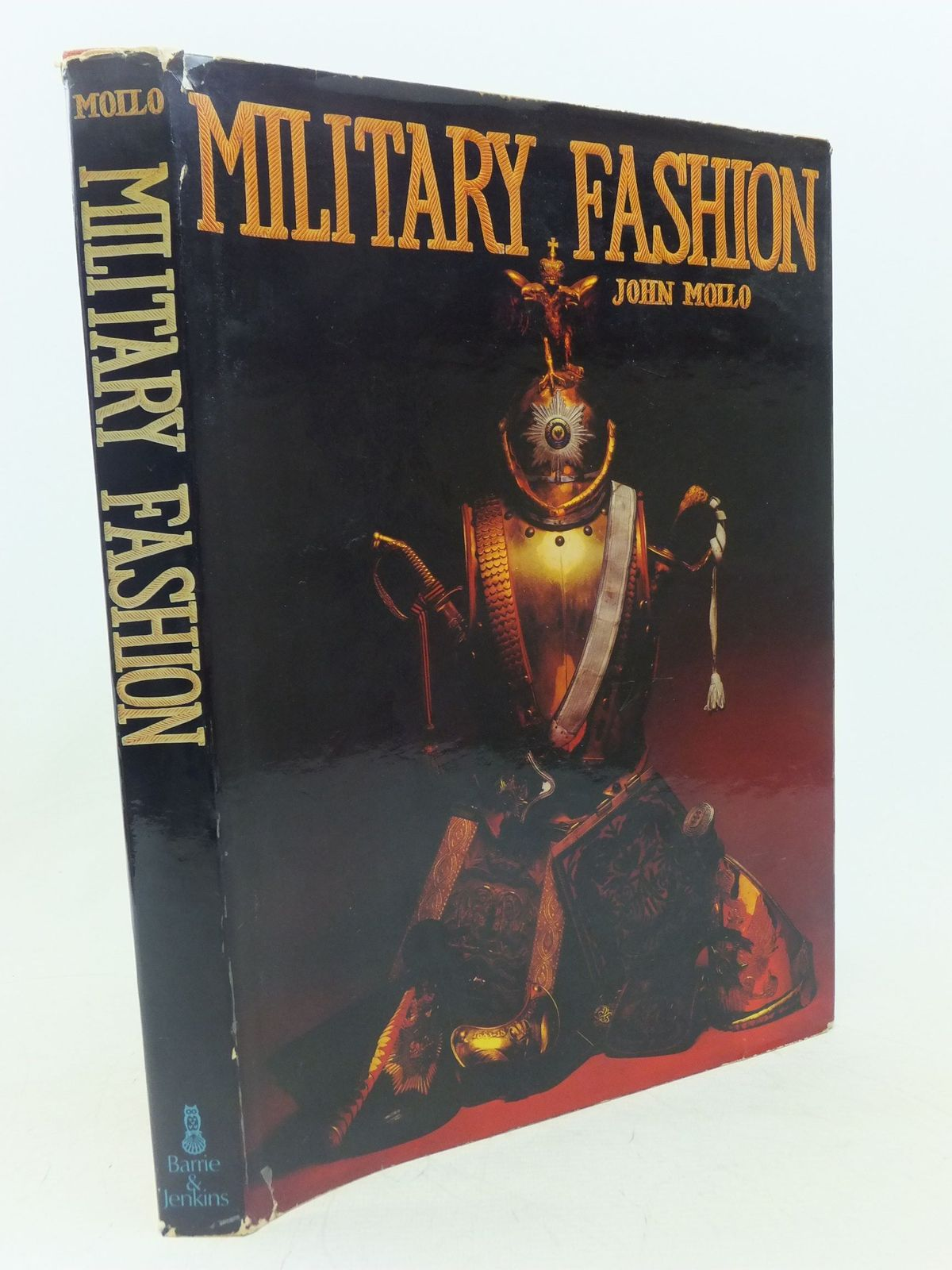 Photo of MILITARY FASHION written by Mollo, John published by Barrie & Jenkins (STOCK CODE: 1712510)  for sale by Stella & Rose's Books