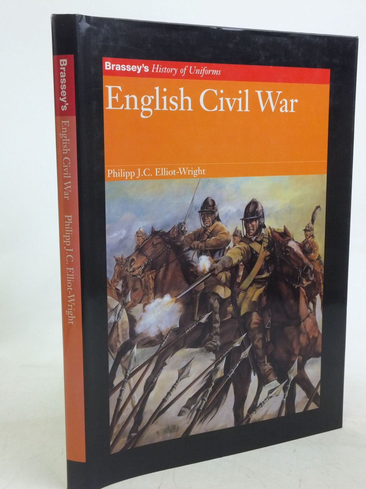 Photo of ENGLISH CIVIL WAR written by Elliot-Wright, Philipp J.C. illustrated by Hook, Christa published by Brassey's (STOCK CODE: 1712543)  for sale by Stella & Rose's Books