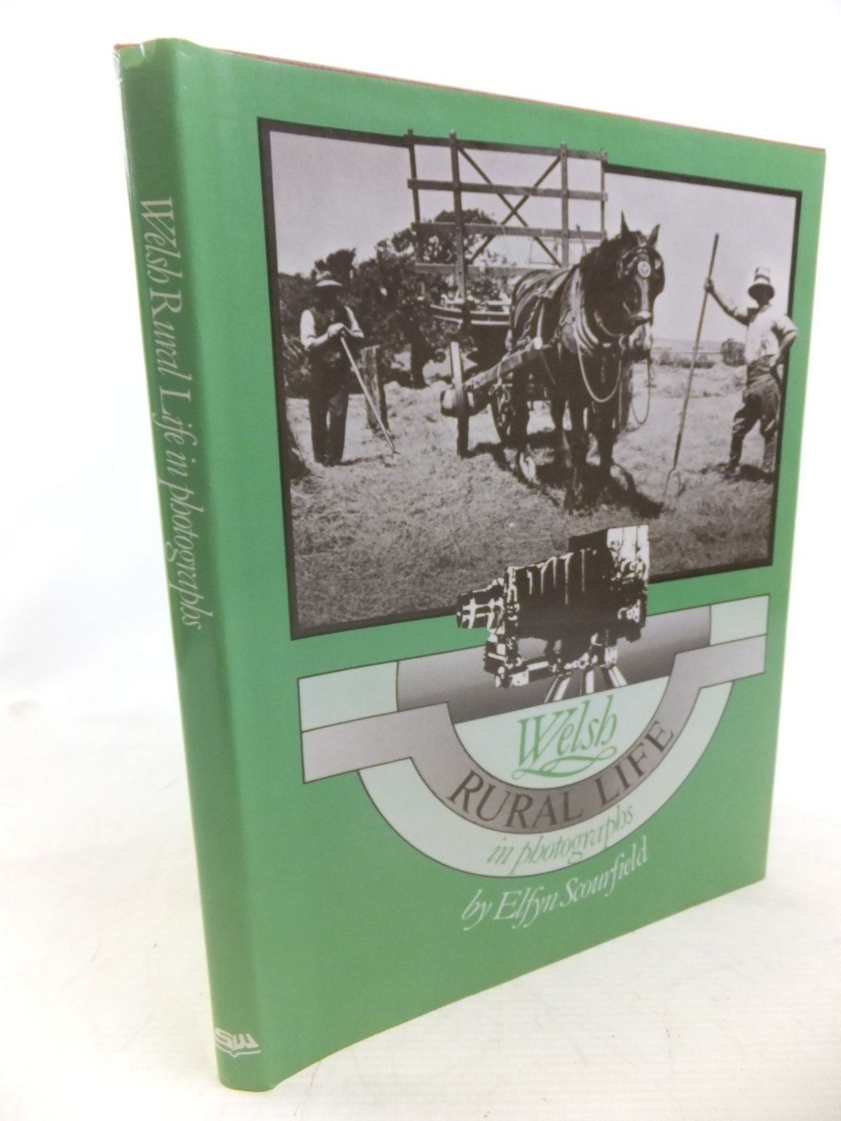 Photo of WELSH RURAL LIFE IN PHOTOGRAPHS written by Scourfield, Elfyn published by Stewart Williams (STOCK CODE: 1712838)  for sale by Stella & Rose's Books