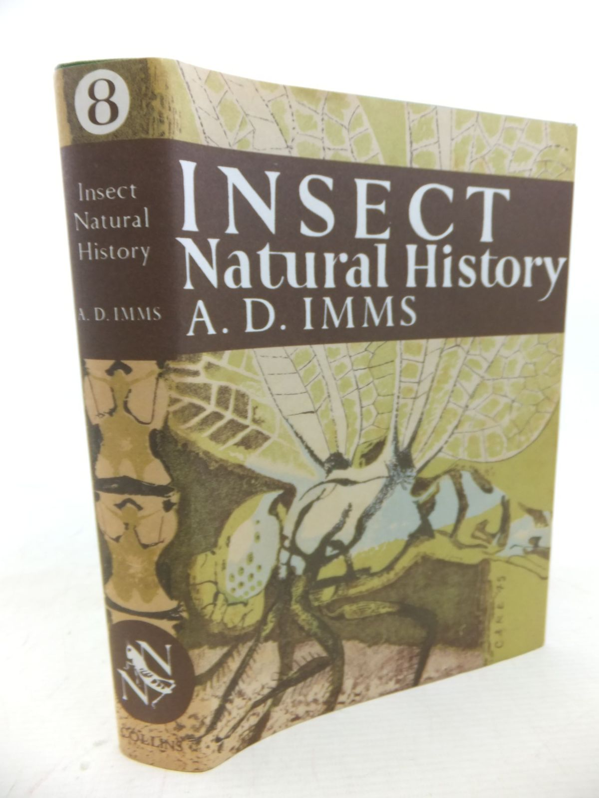 Photo of INSECT NATURAL HISTORY (NN 8) written by Imms, A.D. published by Collins (STOCK CODE: 1713065)  for sale by Stella & Rose's Books