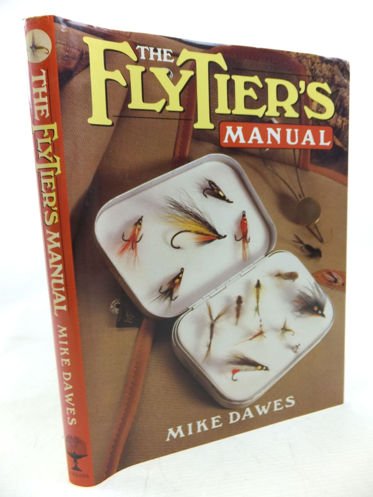 Photo of THE FLY TIER'S MANUAL written by Dawes, Mike illustrated by Price, Taff published by Collins (STOCK CODE: 1713132)  for sale by Stella & Rose's Books