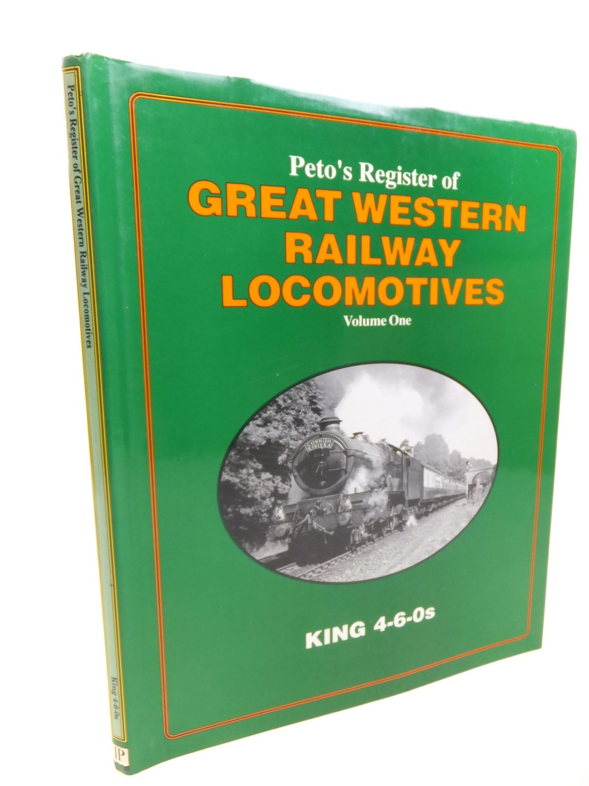 Photo of PETO'S REGISTER OF GREAT WESTERN RAILWAY LOCOMOTIVES VOLUME 1 written by Smith, Martin published by Irwell Press (STOCK CODE: 1713208)  for sale by Stella & Rose's Books