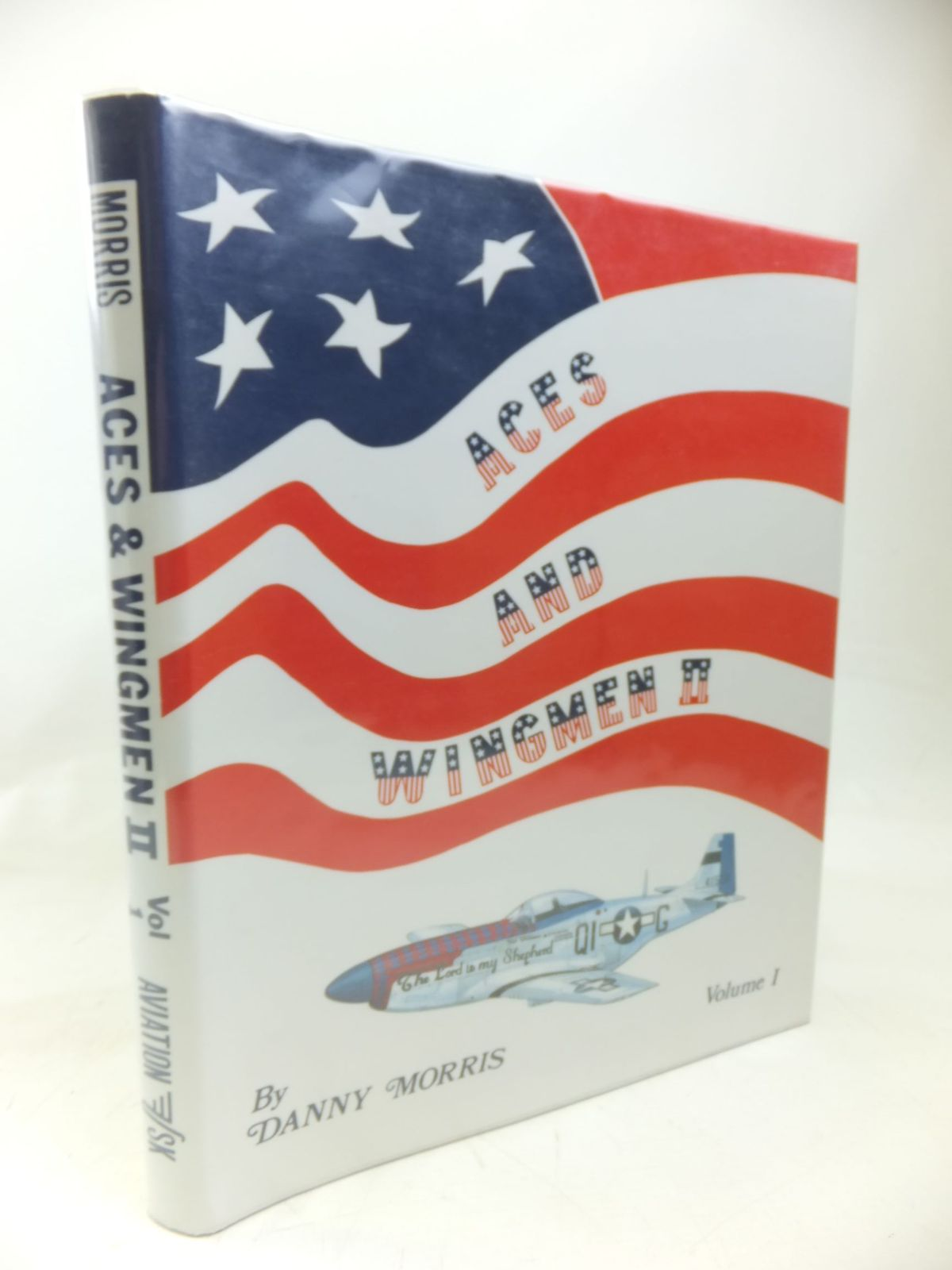 Photo of ACES & WINGMEN II VOLUME I written by Morris, Danny<br />Frisque, Tom illustrated by Ferguson, Steve published by Aviation-Usk (STOCK CODE: 1713277)  for sale by Stella & Rose's Books