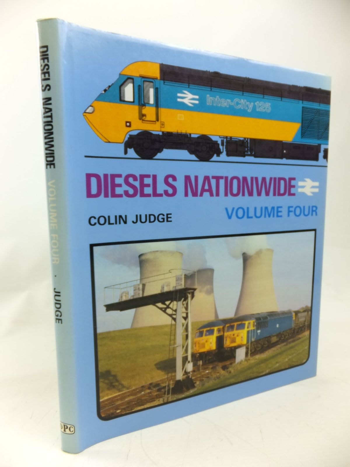 Photo of DIESELS NATIONWIDE VOLUME FOUR written by Judge, Colin published by Oxford Publishing (STOCK CODE: 1713280)  for sale by Stella & Rose's Books