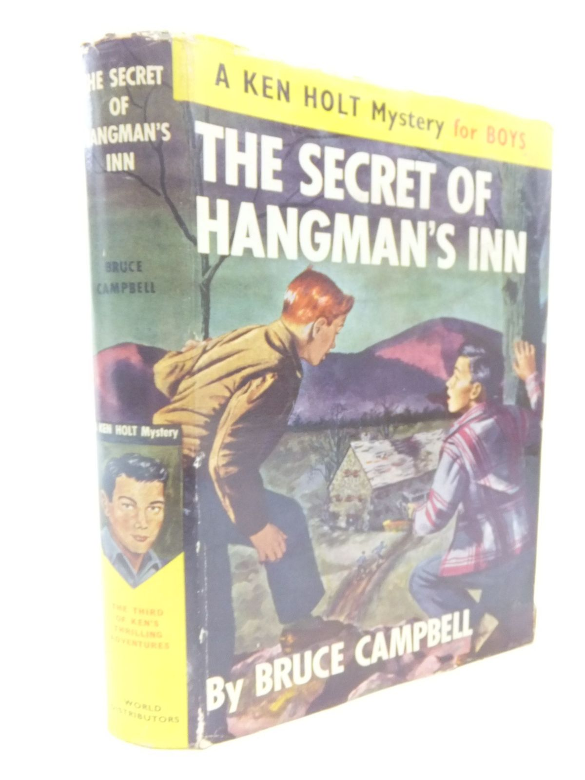 Photo of THE SECRET OF HANGMAN'S INN written by Campbell, Bruce published by World Distributors Ltd. (STOCK CODE: 1713414)  for sale by Stella & Rose's Books