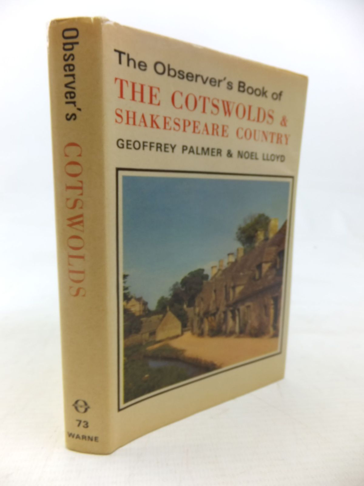 Photo of THE OBSERVER'S BOOK OF THE COTSWOLDS AND SHAKESPEARE COUNTRY