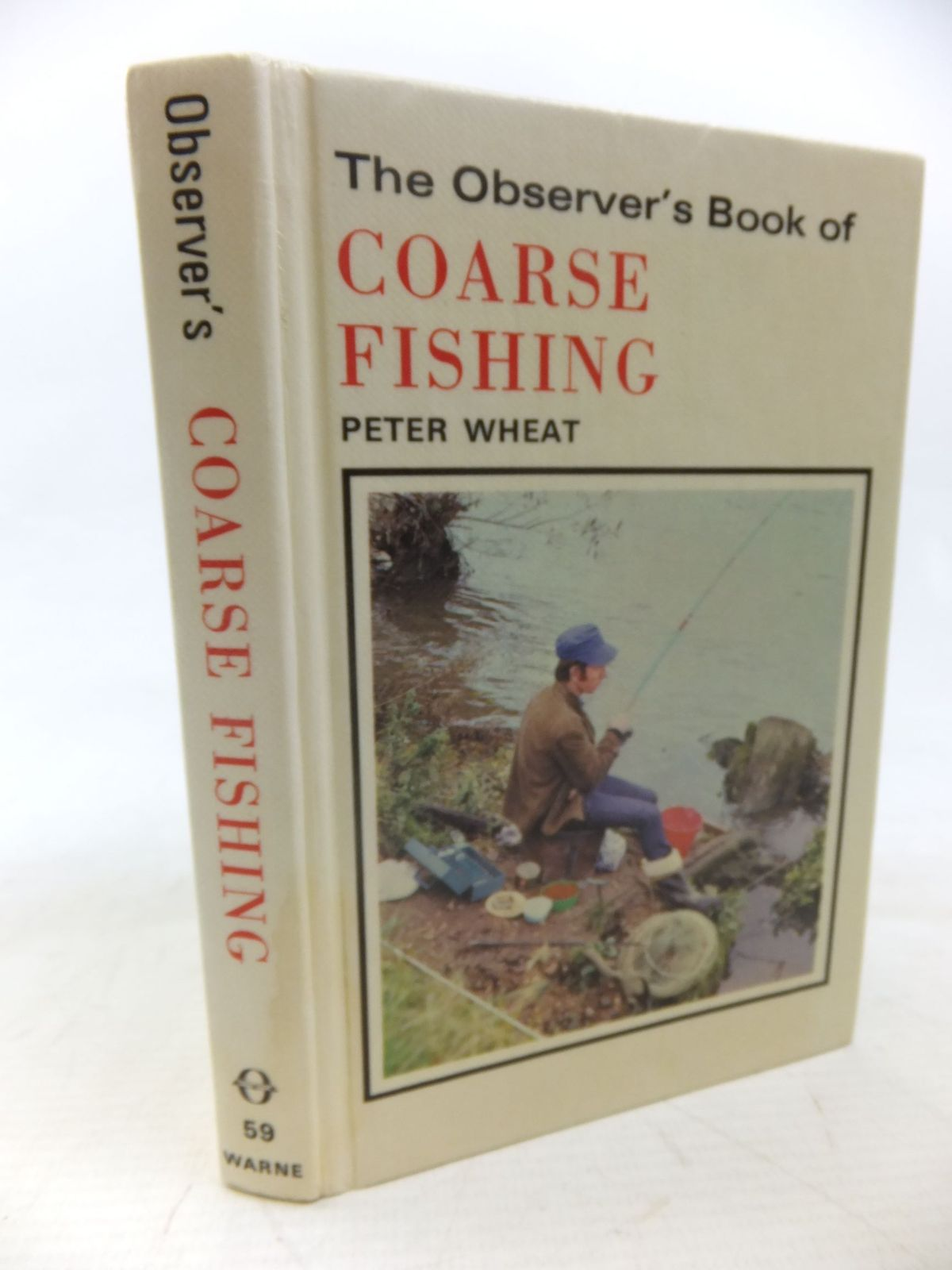 Photo of THE OBSERVER'S BOOK OF COARSE FISHING written by Wheat, Peter illustrated by East, Baz published by Frederick Warne (STOCK CODE: 1713571)  for sale by Stella & Rose's Books