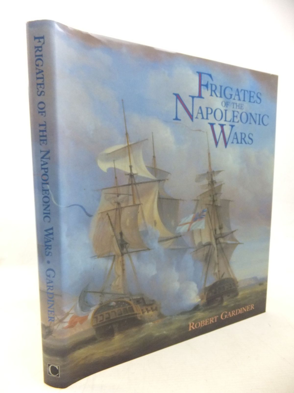 Photo of FRIGATES OF THE NAPOLEONIC WARS written by Gardiner, Robert published by Chatham Publishing (STOCK CODE: 1713637)  for sale by Stella & Rose's Books