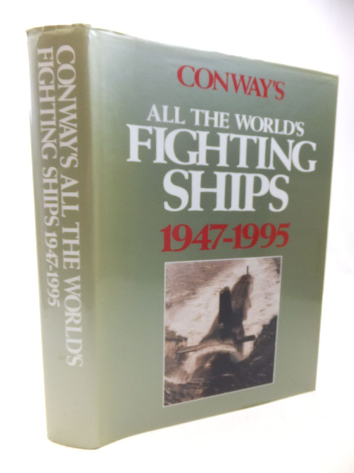 Photo of CONWAY'S ALL THE WORLD'S FIGHTING SHIPS 1947-1995 written by Gardiner, Robert published by Conway Maritime Press (STOCK CODE: 1713650)  for sale by Stella & Rose's Books