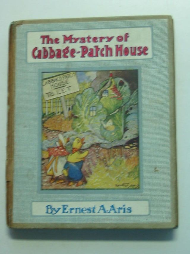 Photo of THE MYSTERY OF CABBAGE-PATCH HOUSE written by Aris, Ernest A. illustrated by Aris, Ernest A. published by Partridge (STOCK CODE: 1801023)  for sale by Stella & Rose's Books