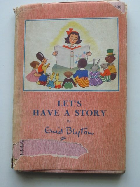 Photo of LET'S HAVE A STORY written by Blyton, Enid illustrated by Bowe, George published by Pitkin (STOCK CODE: 1801128)  for sale by Stella & Rose's Books