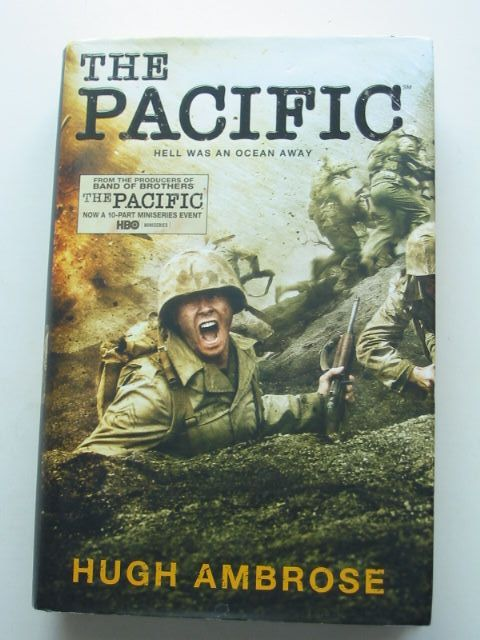Photo of THE PACIFIC written by Ambrose, Hugh published by Canongate (STOCK CODE: 1801198)  for sale by Stella & Rose's Books