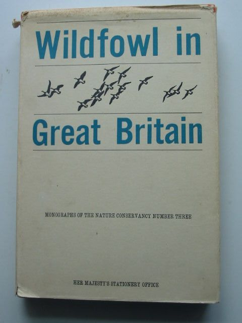 Photo of WILDFOWL IN GREAT BRITAIN written by Atkinson-Willes, G.L. illustrated by Scott, Peter published by Her Majesty's Stationery Office (STOCK CODE: 1801251)  for sale by Stella & Rose's Books