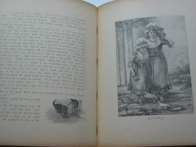 Photo of NISTER'S HOLIDAY ANNUAL FOR 1891 written by L'Estrange, C.J.<br />Molesworth, Mrs.<br />Haskell, L.<br />et al,  published by Ernest Nister (STOCK CODE: 1801464)  for sale by Stella & Rose's Books
