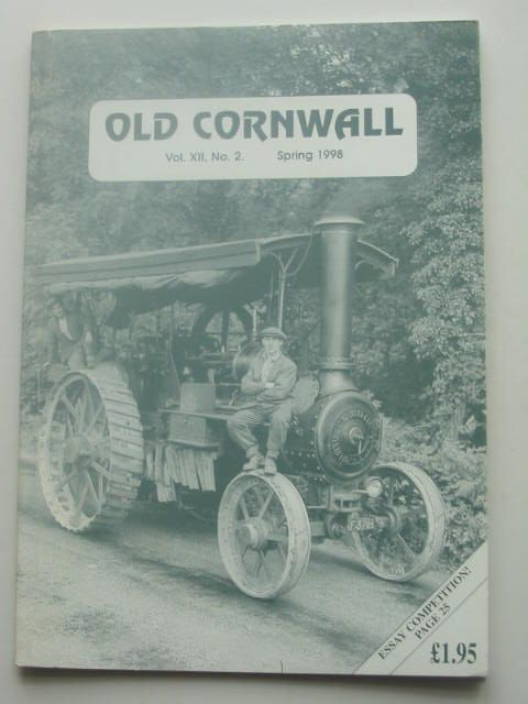 Photo of OLD CORNWALL VOL. XII No. 2 SPRING 1998 written by Knight, Terry published by The Federation Of Old Cornwall Societies (STOCK CODE: 1801937)  for sale by Stella & Rose's Books