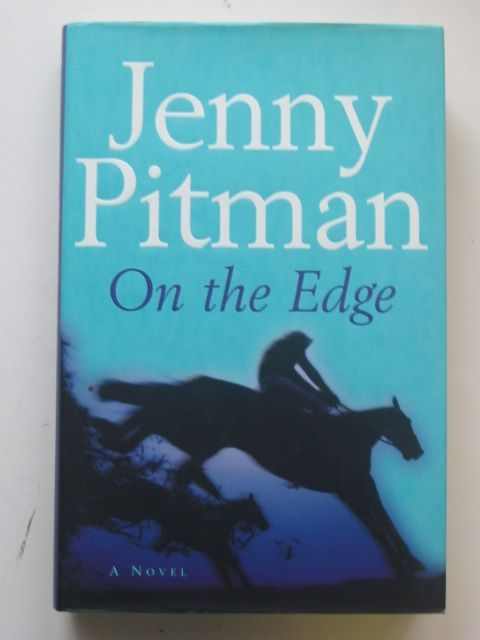 Photo of ON THE EDGE written by Pitman, Jenny published by MacMillan (STOCK CODE: 1802250)  for sale by Stella & Rose's Books