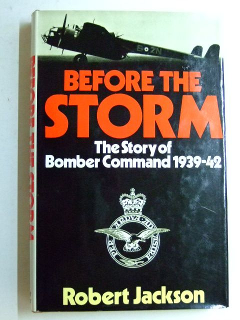 Photo of BEFORE THE STORM written by Jackson, Robert published by Arthur Barker Limited (STOCK CODE: 1802578)  for sale by Stella & Rose's Books