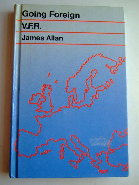 Photo of GOING FOREIGN - VFR written by Allan, James published by Robert Pooley Ltd. (STOCK CODE: 1802876)  for sale by Stella & Rose's Books
