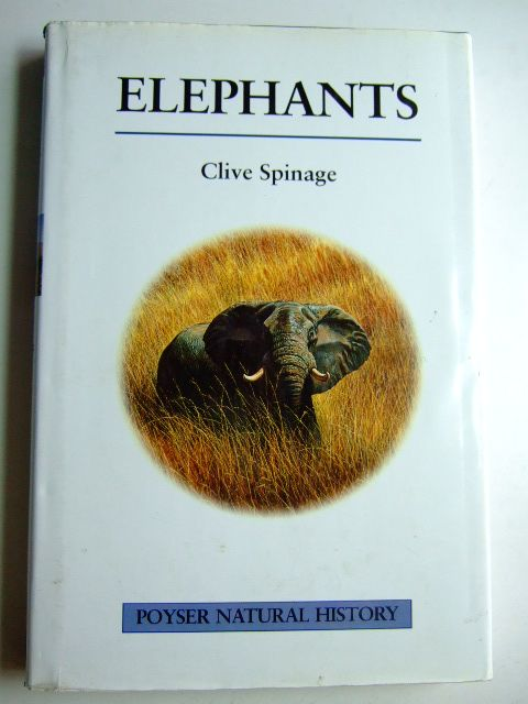 Photo of ELEPHANTS written by Spinage, C.A. illustrated by Norton, Larry published by T. & A.D. Poyser (STOCK CODE: 1803071)  for sale by Stella & Rose's Books