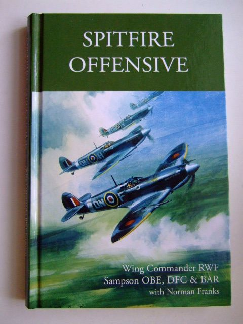 Photo of SPITFIRE OFFENSIVE written by Sampson, R.W.F.<br />Franks, Norman L.R. published by Bounty Books (STOCK CODE: 1803250)  for sale by Stella & Rose's Books