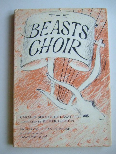 Photo of THE BEASTS CHOIR written by De Gasztold, Carmen Bernos illustrated by Primrose, Jean published by MacMillan (STOCK CODE: 1803252)  for sale by Stella & Rose's Books