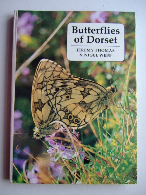 Photo of BUTTERFLIES OF DORSET written by Thomas, Jeremy A.<br />Webb, Nigel published by Dorset Natural History And Archaeological Society (STOCK CODE: 1803306)  for sale by Stella & Rose's Books