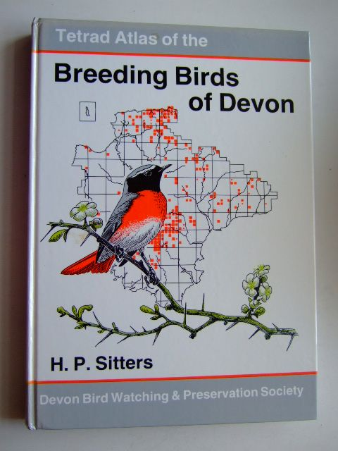 Photo of TETRAD ATLAS OF THE BREEDING BIRDS OF DEVON written by Sitters, H.P. illustrated by Langman, Mike<br />Lawrence, A published by The Devon Birdwatching And Preservation Society (STOCK CODE: 1803337)  for sale by Stella & Rose's Books