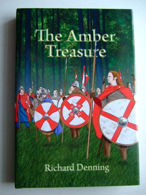Photo of THE AMBER TREASURE written by Denning, Richard published by Mercia Books (STOCK CODE: 1803354)  for sale by Stella & Rose's Books