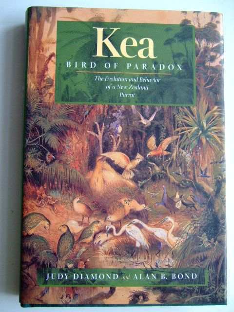 Photo of KEA, BIRD OF PARADOX written by Diamond, Judy<br />Bond, Alan B. published by University of California Press (STOCK CODE: 1803373)  for sale by Stella & Rose's Books