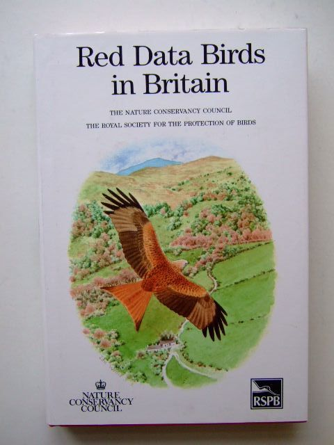 Photo of RED DATA BIRDS IN BRITAIN- Stock Number: 1803461