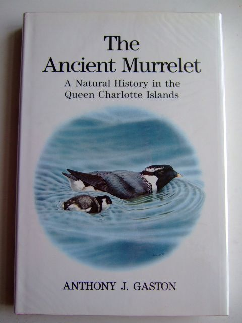 Photo of THE ANCIENT MURRELET written by Gaston, Anthony J. illustrated by Jones, Ian published by T. & A.D. Poyser (STOCK CODE: 1803485)  for sale by Stella & Rose's Books