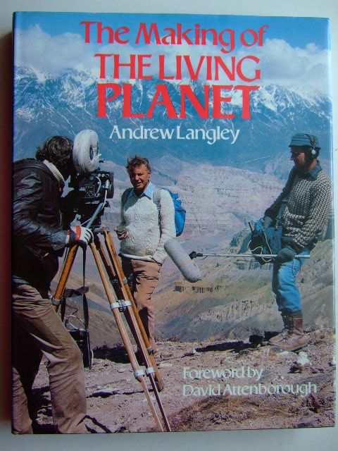 Photo of THE MAKING OF THE LIVING PLANET written by Langley, Andrew published by George Allen & Unwin (STOCK CODE: 1803758)  for sale by Stella & Rose's Books
