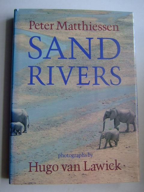 Photo of SAND RIVERS written by Matthiessen, Peter published by Aurum Press (STOCK CODE: 1803768)  for sale by Stella & Rose's Books
