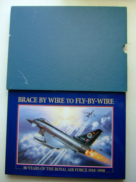 Photo of BRACE BY WIRE TO FLY BY WIRE published by Royal Air Force Benevolent Fund Enterprises (STOCK CODE: 1803804)  for sale by Stella & Rose's Books