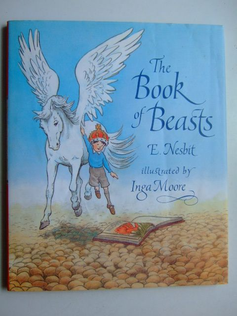 Photo of THE BOOK OF BEASTS written by Nesbit, E. illustrated by Moore, Inga published by Ted Smart (STOCK CODE: 1804333)  for sale by Stella & Rose's Books