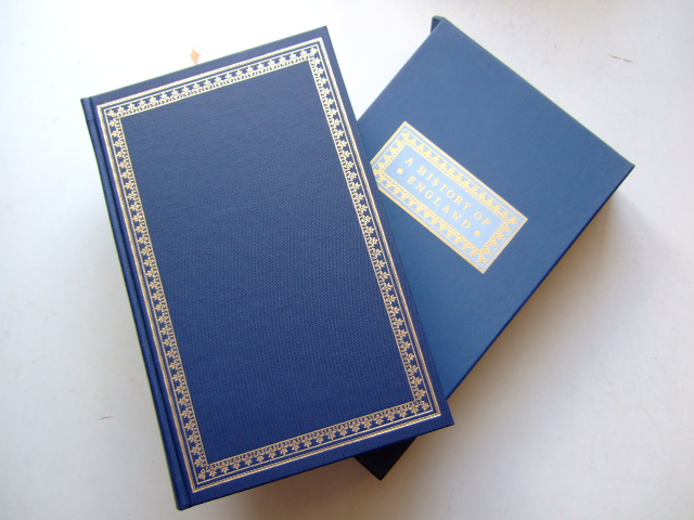 Photo of ENGLAND UNDER THE STUARTS written by Trevelyan, G.M. published by Folio Society (STOCK CODE: 1804386)  for sale by Stella & Rose's Books