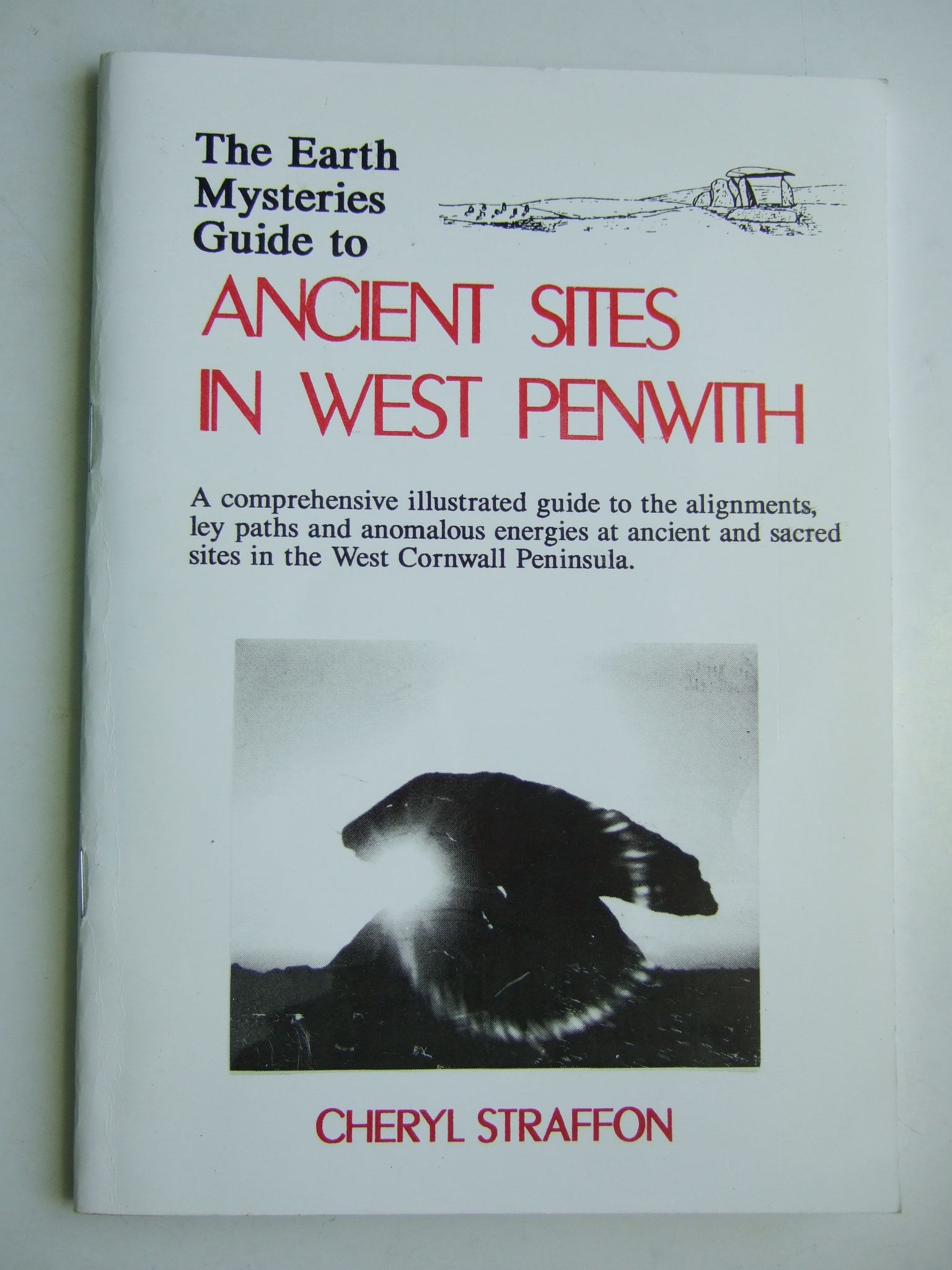 Photo of ANCIENT SITES IN WEST PENWITH written by Straffon, Cheryl published by Meyn Mamvro Publications (STOCK CODE: 1804509)  for sale by Stella & Rose's Books